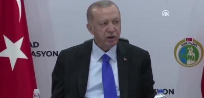 Başkan Erdoğan'dan deprem bölgesinde önemli açıklamalar