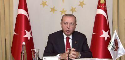 Başkan Erdoğan'dan son dakika aşı açıklaması: Dev zirvede dünyaya duyurdu