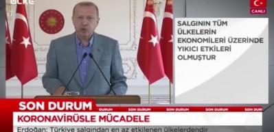 Başkan Erdoğan'dan tarihi açılışta sert uyarı: Hiç memnun olmayacaklar