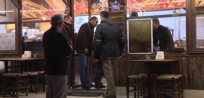 Başkentte restorana silahlı saldırı