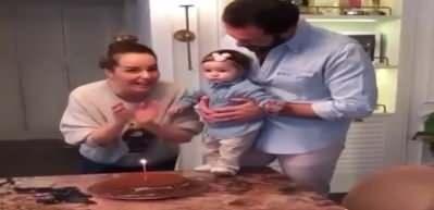 Bengü ilk kez kızıyla videolu paylaşım yaptı!