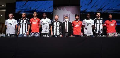 Beşiktaş'ta imza şov! Flaş açıklamalar