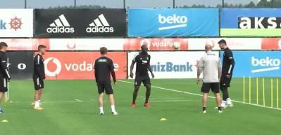 Beşiktaş'ta Yeni Malatyaspor maçı hazırlıkları