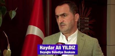 Beyoğlu Belediye Başkanı Yıldız: Haliç'i kendileri kirletti