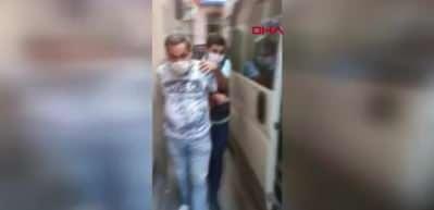 """Beyoğlu'nda """"değnekçilik"""" yapan 7 kişi gözaltına alındı"""