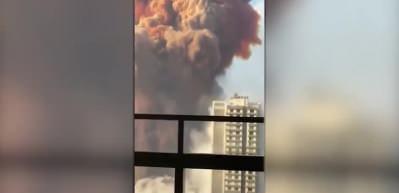Beyrut patlamasında dikkat çeken Çin detayı