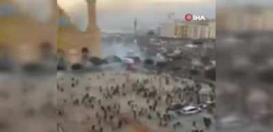 Beyrut'ta yüksek tansiyon! Ölü ve yüzlerce yaralı var