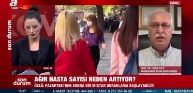 Bilim Kurulu üyesi Prof. Dr. Tevfik Özlü kritik toplantı öncesi uyardı