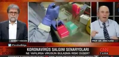 Bilim Kurulu Üyesi Prof.Dr. Ateş Kara'dan kritik açıklamalar! Maskeleri ne zaman bırakıyoruz?