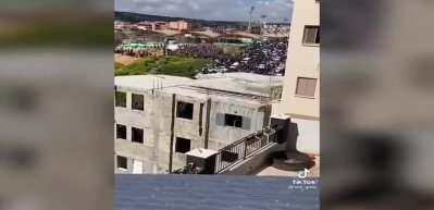 Binlerce Müslüman Mescid-i Aksa'ya yürüyor! İslam Alemi nerede?