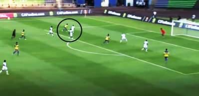 Boupendza'dan Milli Takım'da nefis gol!