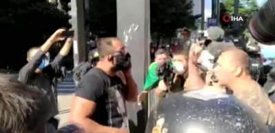 Brezilya'da Bolsonaro yanlıları ve karşıtları karşı karşıya geldi