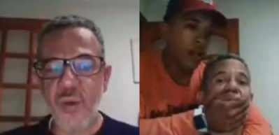 Brezilya'da öğretim üyesi canlı yayında ders anlatırken soyuldu
