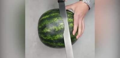 Bu videodan sonra sebze ve meyve kesme şekliniz değişecek!