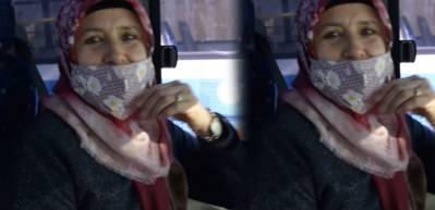 Burdur'da ilk kadın halk otobüsü şoförü gururlandırdı!