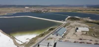 Büyük hazırlık! Türkiye'de ilk kez lityum üretilecek
