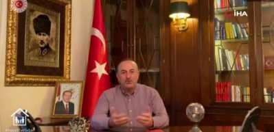 Çavuşoğlu'ndan yurt dışındaki Türklere çağrı