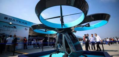 Cezeri uçan otomobilin muhtemel rakipleri