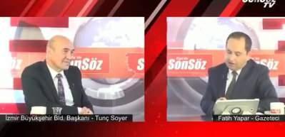 CHP'li Tunç Soyer'e PKK'yı neden kınamıyorsunuz? soruldu, eveleyip geveledi yine kınamadı!