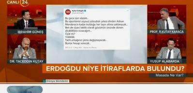 CHP'li Erdoğdu'nun 'Barış akademisyenleri' itirafı sonrası Kılıçdaroğlu suspus!