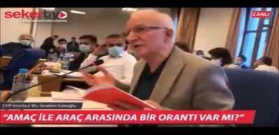 CHP'li Kaboğlu, şimdi de Diyanet İşleri Başkanı'nı hedef aldı!