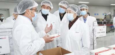 Çin hükümeti aşı firmalarına talimat verdi: Hazır olun