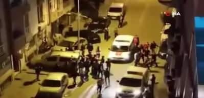 Ortalık savaş alanına döndü! Çocuk kaçırma iddiası mahalleliyi sokağa döktü
