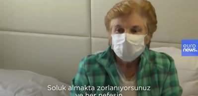 Covid-19'u yenen hasta: Aldığınız her soluğun son nefes olduğunu düşünüyorsunuz