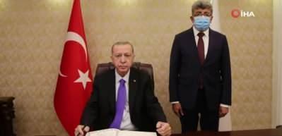 Cumhurbaşkanı Erdoğan İzmir'e hareket ediyor