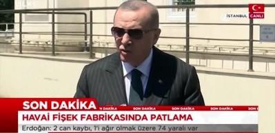 """Cumhurbaşkanı Erdoğan: """"Libya'da mevcut meşru hükümetle aramızdaki çalışmaların çok ciddi ve kararlılık içerisinde sürdürülmesi lazım"""""""