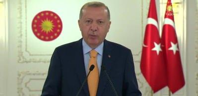 Cumhurbaşkanı Erdoğan: Terör örgütlerine karşı aynı ilkeli tutumu takınmadan Suriye meselesine kalıcı çözüm bulamayız