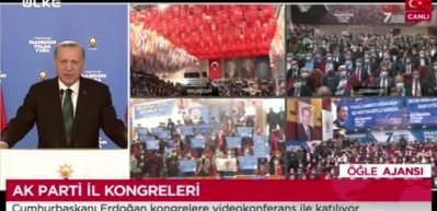 Cumhurbaşkanı Erdoğan'dan ittifak açıklaması: 40 benzemez aynı torbada!