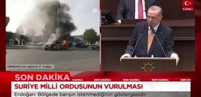 Cumhurbaşkanı Erdoğan'dan karikatür ile ilgili ilk açıklama