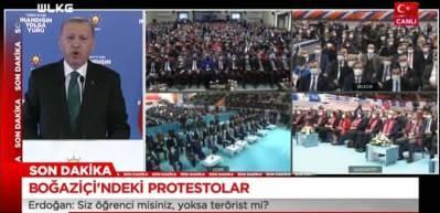 Cumhurbaşkanı Erdoğan'dan kritik anayasa açıklaması