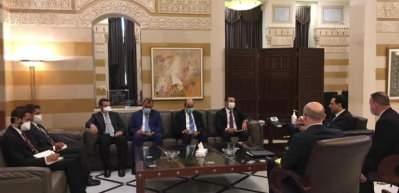 Cumhurbaşkanı Erdoğan'dan Lübnan'daki Türk Hastanesi'nin açılması talimatı