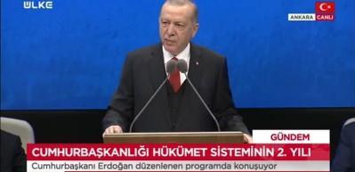 Cumhurbaşkanı Erdoğan'dan son dakika açıklamalar!