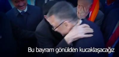 Cumhurbaşkanı Yardımcısı Fuat Oktay'dan videolu bayram mesajı