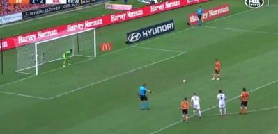 Daha iyi bir penaltı göremeyebilirsiniz