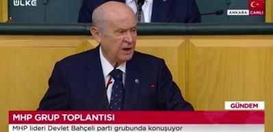Devlet Bahçeli: Fransa ister sevsin ister sevmesin Karabağ ebediyen Türk toprağıdır