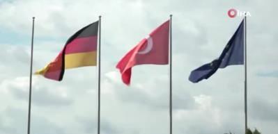 Dışişleri Bakanı Çavuşoğlu, Berlin'de!