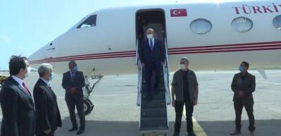 Dışişleri Bakanı Çavuşoğlu, Libya'da