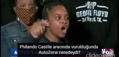 Dünya bu kadının sözlerini konuşuyor: ABD siyahları sömürdü! Asıl yağmacı olan sizsiniz