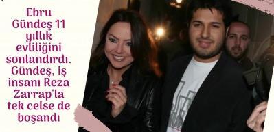 Ebru Gündeş boşandı! Hadise ile olan dostluğu bitti...
