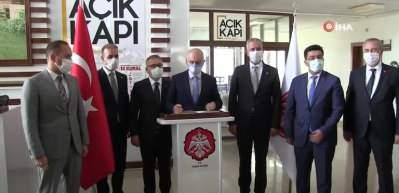 Edirne'den Şanlıurfa'ya 1200 kilometre kesintisiz ulaşım