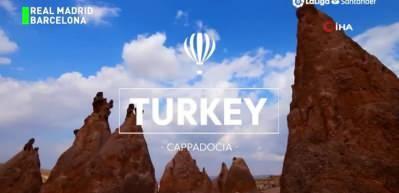 Dünyanın gözü El Clasico'da! Türkiyeli tanıtım filmi!
