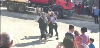 Elazığ'da kahreden haber! 8 aylık bebek öldü