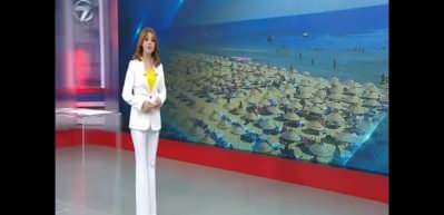 Elmasburnu Plajı, İstanbulluların gözdesi oldu