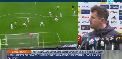 Emre Belözoğlu'dan Erol Bulut açıklaması