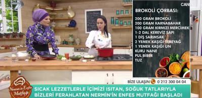 En kolay brokoli çorbası nasıl yapılır?