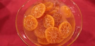 En kolay mandalina reçeli nasıl yapılır?